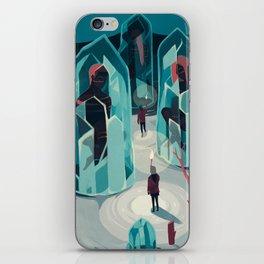 Ice age iPhone Skin