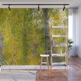 Soft Autumn Colours Wall Mural