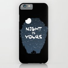 Night Is Yours iPhone 6s Slim Case