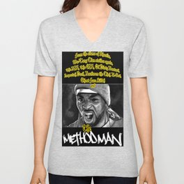 The meff, Method Man Unisex V-Neck