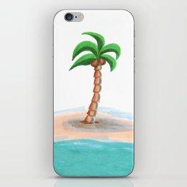 Island Getaway iPhone Skin