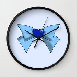 Super Sailor Mercury Wall Clock