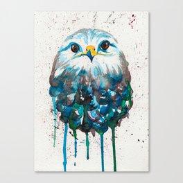 ALETTA - CAROLINA RAPTOR CENTER Canvas Print