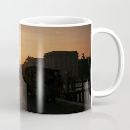 Urban Sunset Coffee Mug