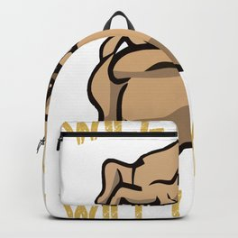 I Will Find You I will Lick You Backpack