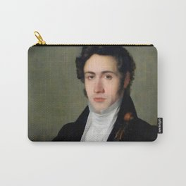 Portait of young Niccolò Paganini Carry-All Pouch