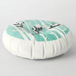 Lazy Sunday Floor Pillow