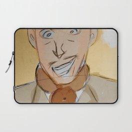 Vincent Price as EggHead Laptop Sleeve
