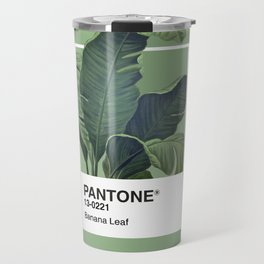 Pantone Series – Banana Leaf Travel Mug