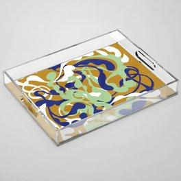 elapse Acrylic Tray