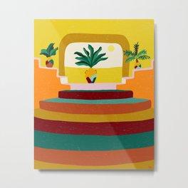 Make it Mexico Metal Print