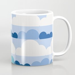 Simply Clouds Coffee Mug