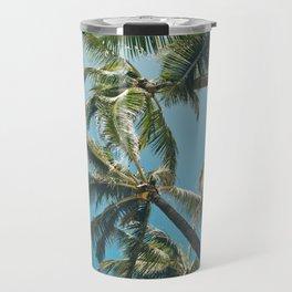 Kuau Palms Paia Maui Hawaii Travel Mug