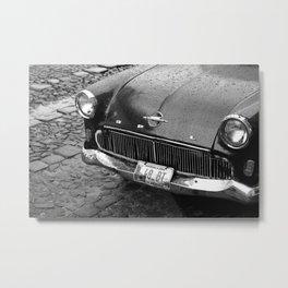 Car in Guatemala Metal Print