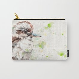 A Kookaburras Gaze Carry-All Pouch
