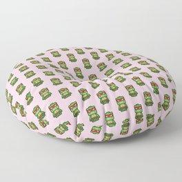 Chibi Raphael Ninja Turtle Floor Pillow