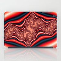 psychedelic iPad Cases featuring Psychedelic by Mi Nu Ra