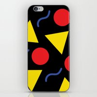 90s iPhone & iPod Skins featuring 90s  by kellydelrey