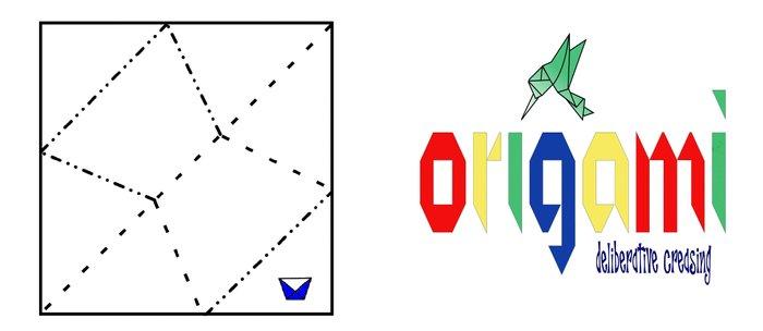 Origami: Deliberative Creasing Coffee Mug