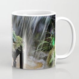 The fairy garden bench Coffee Mug