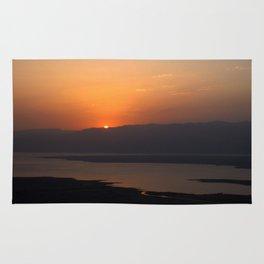 Masada Sunrise Rug