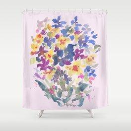 Wildflower Lovelies Shower Curtain