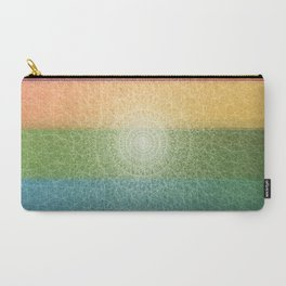 Kaleidoscopic Carry-All Pouch