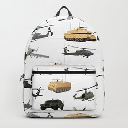 American Military Pattern Backpack