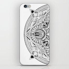 Lost Mandala  iPhone Skin