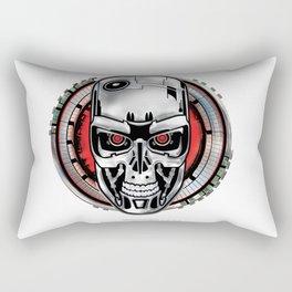 Terminator Genisys - TG_Badge_01 Rectangular Pillow