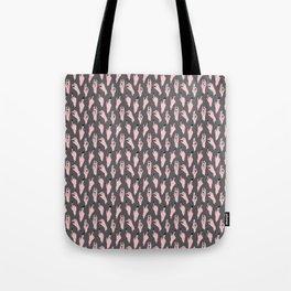 pink swipers Tote Bag