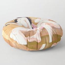 Nico Robin & Nami Floor Pillow