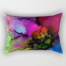 No Judgement Rectangular Pillow