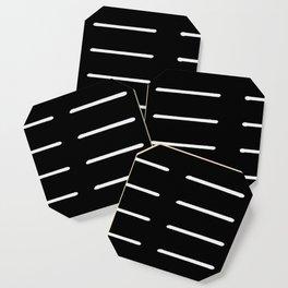 Organic / Black Coaster