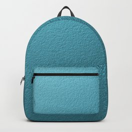 tourquise painted wall Backpack