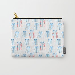 shower pattern Carry-All Pouch