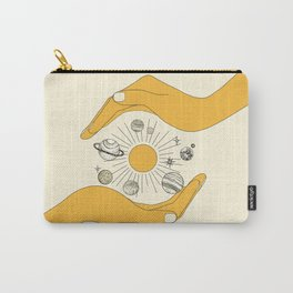 The Universe in Your Hands Carry-All Pouch