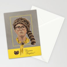 Moonrise Kingdom Stationery Cards