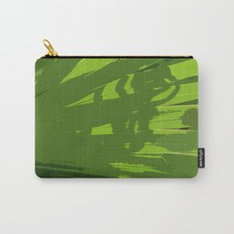 Five Shades  Of Green Carry-All Pouch