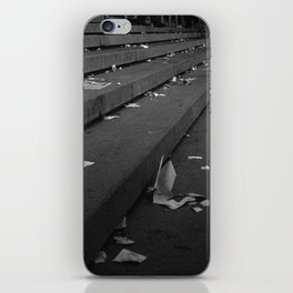 After The Race iPhone Skin