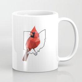 Ohio – Northern Cardinal Coffee Mug