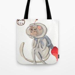 Spacemonkey Tote Bag