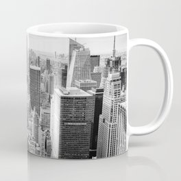 Monochrome NYC Coffee Mug