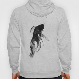 Black Moor Goldfish Hoody