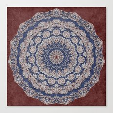 A Glorious Morning (Mandala) Canvas Print
