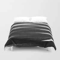 strong Duvet Covers featuring TX01 by Georgiana Paraschiv