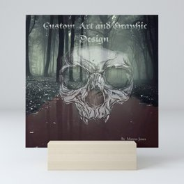 Hallowed Screams Mini Art Print
