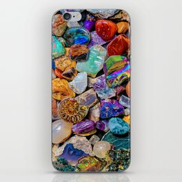 Rocks and Minerals, Geology iPhone Skin