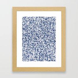 Bklyn Heights Framed Art Print