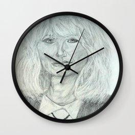 Tell me sweet little lies Wall Clock